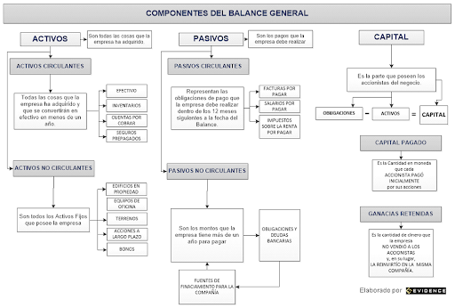 Evidence Technology - Balance General