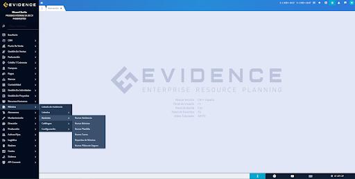 Evidence Technology - Nómina en Línea
