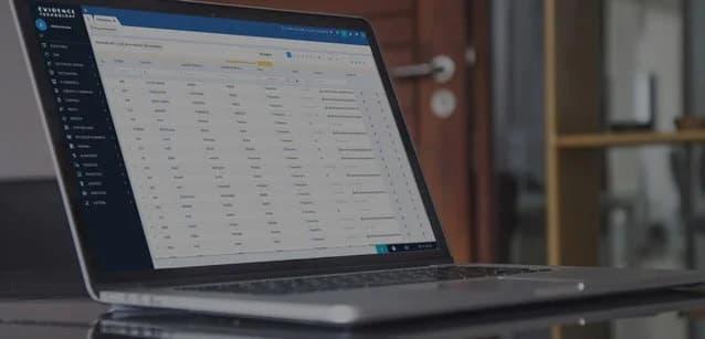 Evidence Technology - Filtrar, acercar, comparar y anotar datos de forma rápida